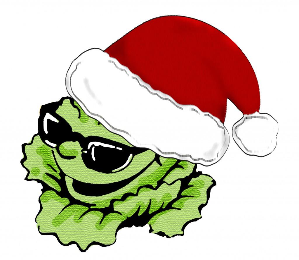 KUBI Salat Weihnachten