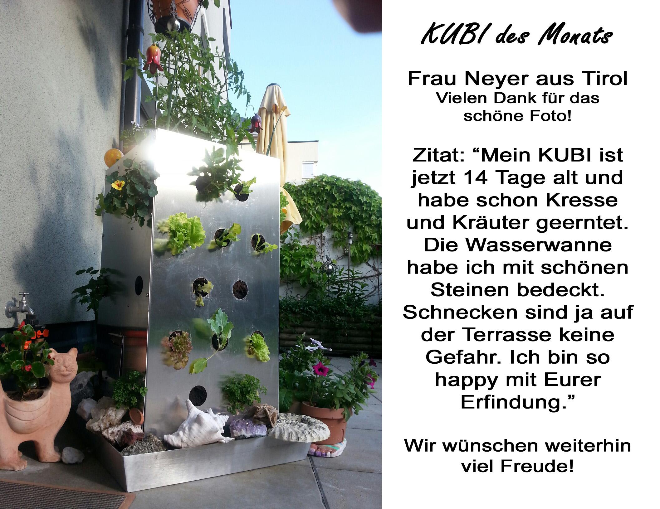 2015-12 KUBI des Monats Neyer Tirol